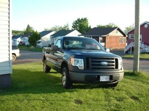 2009 Ford F-150 4X4