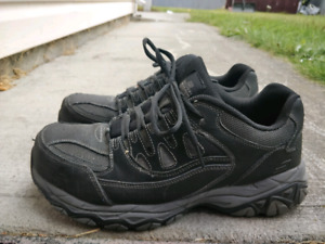 Safety Shoes - Steel toe and shock proof