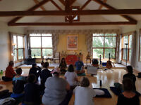 WEEKLY TRADITIONAL YOGA AND MEDITATION PRACTICE IN TRURO