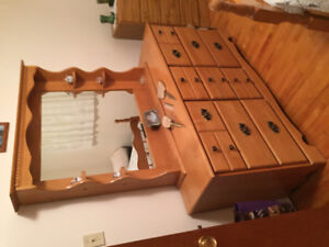 Bedroom dresser.  In Moncton