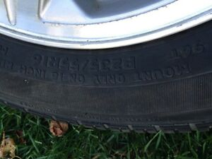 Monte Carlo ss tires and rims Windsor Region Ontario image 3