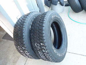 NOW CLEARING OUT MY MISC. LIGHT TRUCK USED TIRES