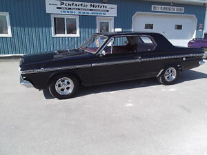 1965 VALIANT 200 273 ,COMMANDO ,4 SPEED STANDARD