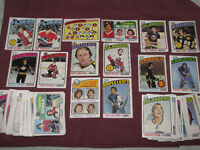 O-Pee-Chee hockey cards: Over 1,000 from 1970s and 1980s