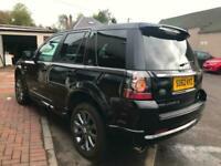 LandRover Freelander 2.2 Dynamic TD4 Estate - 2012 - Black