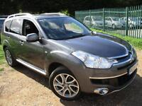 2009 CITROEN C-CROSSER EXCLUSIVE HDI * 7 SEATER * 4X4 DIESEL