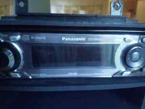 Panasonic stereo XM ready took it out of my 2002 Nissan Maxima Cambridge Kitchener Area image 5