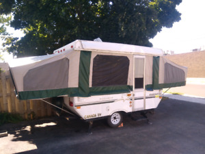 2004 StarCraft 2106 Tent Trailer. 10ft. Box