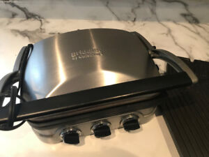 Cuisinart Griddle/ Panini Press