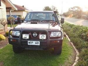2003 Nissan Patrol Wagon Port Noarlunga South Morphett Vale Area Preview