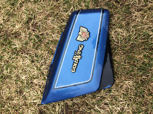 Honda Goldwing 1200 GL1200 side cover