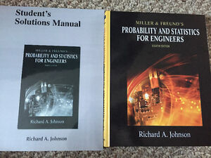 Probability and Statistics for Engineers 8th Ed.