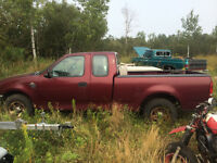 1998 Ford F-150 Triton V8 Pickup Truck $1400 obo. As is