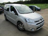 2012 CITROEN BERLINGO MULTISPACE AIRDREAM VTR EGS E-HDI AUTOMATIC MPV (MULTI-PU