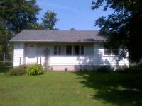 3 Bedroom Bungalow on Large Lot in the heart of Lefroy