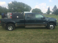 Welding Rig - 2006 Ford F-350 King Ranch Pickup Truck