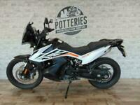 KTM 790 Adventure 2019 approved used with Quickshifter activated