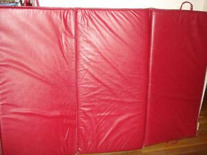 Tri-Fold Portable Floor / Exercise  Mat