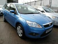 2008 08 Ford Focus 1.8 125 Style Estate( New Shape) Metallic Vision Blue