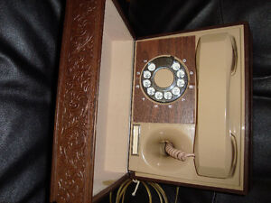 Vintage Chest Phone