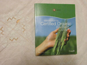 Introduction to Cerified Organic Farming, 2nd edition