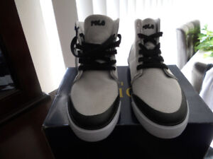 BRAND NEW POLO SNEAKERS SIZE 10