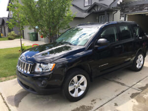 Sport Jeep Compass one owner. only40,500KM.