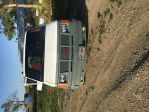 91 gmc safari van sold