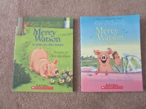 Mercy Watson French Readers