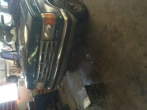 Ford Truck and Bronco parts
