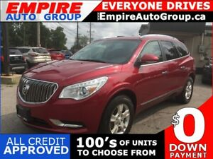 2014 BUICK ENCLAVE PREMIUM * AWD * LEATHER * NAV * REAR CAM * BL