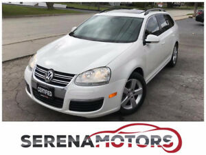 VOLKSWAGEN JETTA WAGON HIGHLINE | 136K | NO ACCIDENTS |