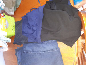 Maternity clothes xlg to xxlg summer and fall
