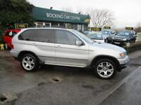 BMW X5 3.0i auto 2003 Sport4X4 5DR EXCELLENT FULL LEATHER