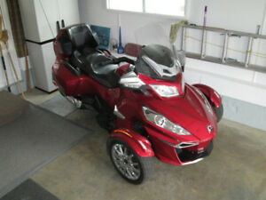 Can-Am Spyder RTS 2015