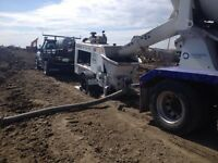 X-Stream Concrete Pumping