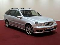 2005 Mercedes-Benz C Class 2.1 C220 CDI Sport 5dr