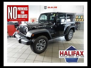 2016 Jeep WRANGLER Rubicon   MSRP $52,820  SAVE $6,820!!!!!!  GE