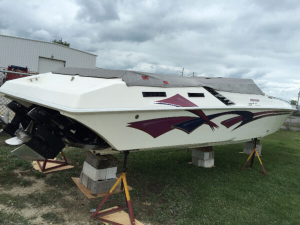 Used 1999 Fountain Powerboats 35 Lightning