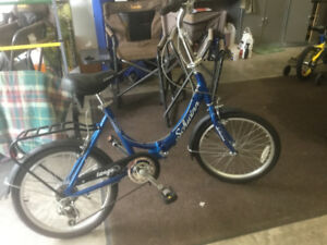 "20"" schwinn folding bike"