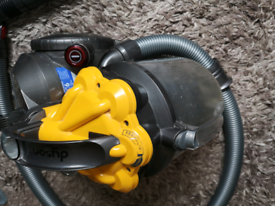 Dyson hoover used