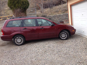 2006 Ford Focus Wagon SES ZTW