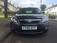 Ford Focus 1.6 Zetec Automatic Grey Bluetooth Low Mileage