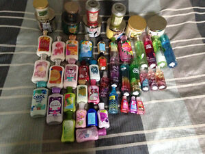 Bath and body works products. Unused