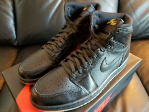 DS 2015 Air Jordan 1 Retro High OG US 10 $230 or Best Offer