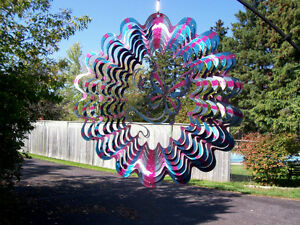 SPRING  SPECIALS  ON ALL WINDSPINNERS AND CRYSTAL TWISTERS