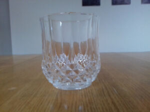 VERRES A WHISKY DE FRANCE EN CRISTAL D'ARC