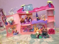 Littlest pet shop hotel