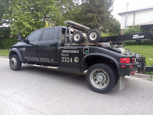 2 TOW TRUCKS FOR SALE