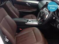 2013 MERCEDES BENZ E CLASS E350 BlueTEC AMG Sport 4dr 7G Tronic